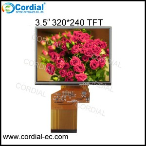 3.5 inch TFT LCD MODULE CT035BJH15