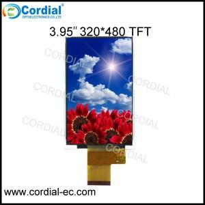 3.95 inch TFT LCD MODULE CT040BJL40