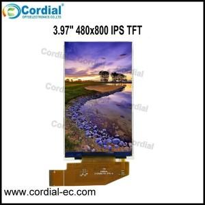 3.97 inch IPS TFT LCD Module CT040BLP32