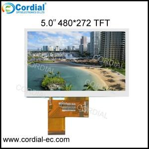 5.0 inch TFT LCD MODULE CT050BLI03