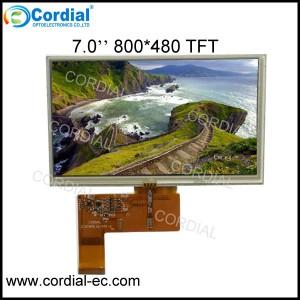 7.0 inch TFT LCD MODULE CT070BPL22