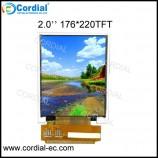 2.0 inch TFT LCD MODULE CT020BFG15