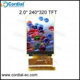 2.0 inch TFT LCD MODULE CT020BHJ18