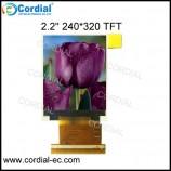 2.2 inch TFT LCD MODULE CT022BHJ22